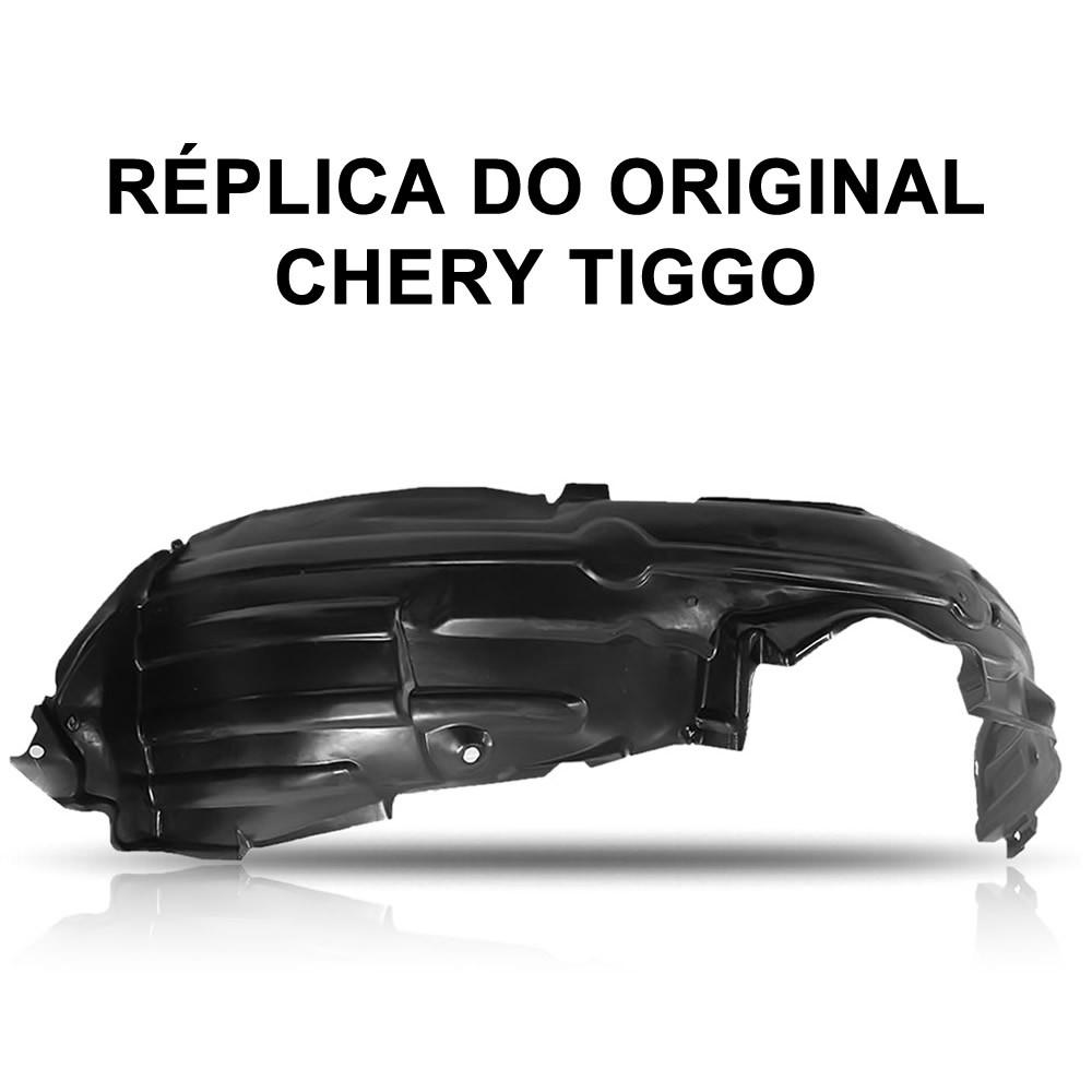 Parabarro Dianteiro Lado Direito Chery Tiggo 2013 2014 2015 2016 2017
