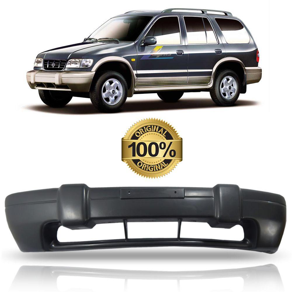Parachoque Dianteiro Sem Alma Original Kia Sportage 1998 1999 2000 2001 2002 2003 2004