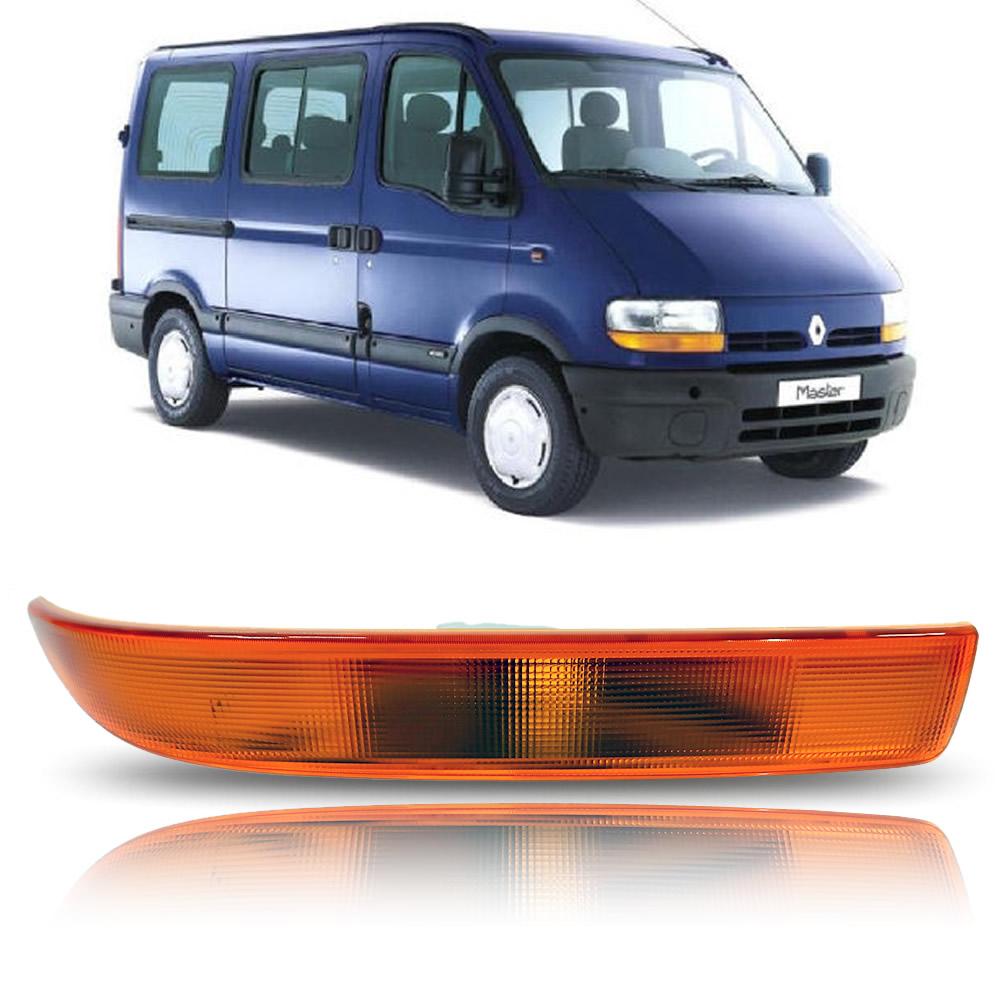 Pisca Seta Lado Direito Amarelo Renault Master 2002 2003 2004 2005 2006 2007 2008 2009