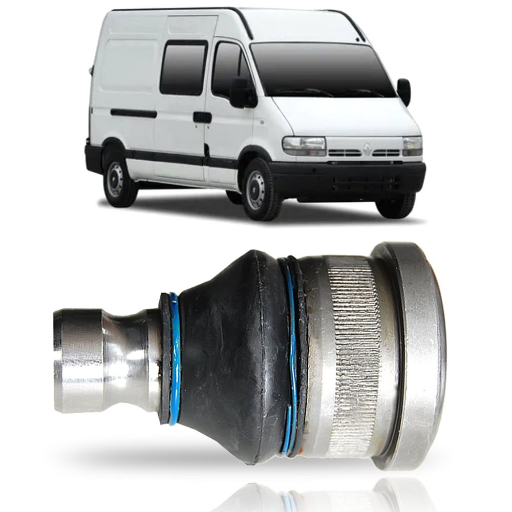 Pivô Inferior 22mm Renault Master 2002 2003 2004 2005 2006 2007 2008 2009