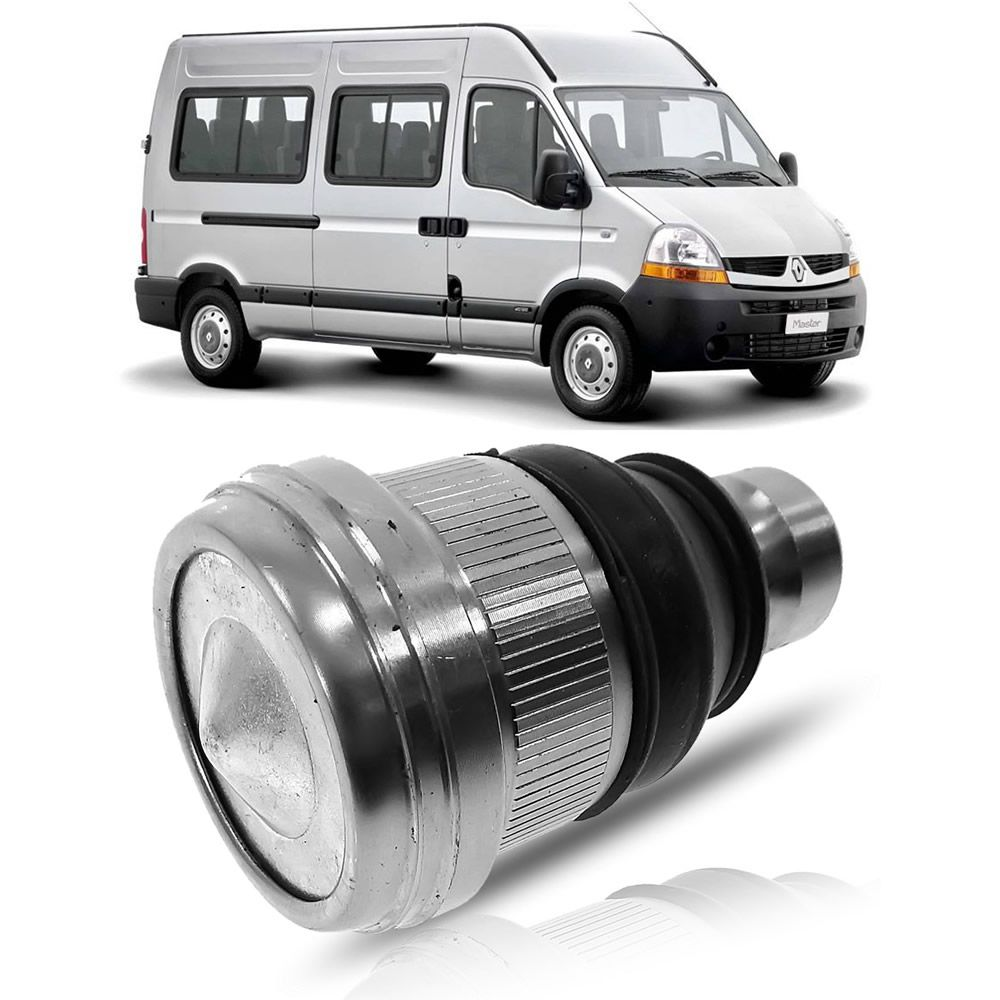Pivô Inferior 24mm Renault Master 2010 2011 2012