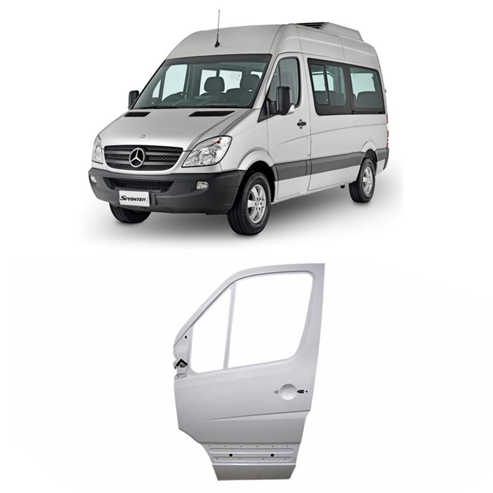 Porta Dianteria Lado Esquerdo Mercedes Benz Sprinter 2012 2013 2014 2015 2016 2017