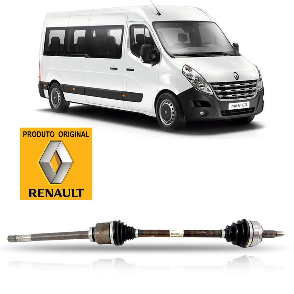 Semi Eixo Lado Direito Original Renault Master 2.3 2014 2015 2016 2017 2018 2019