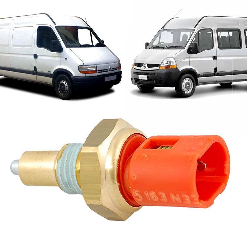 Sensor de Ré Original Renault Master 2.5 2002 2003 2004 2005 2006 2007 2008 2009 2010 2011 2012 2013
