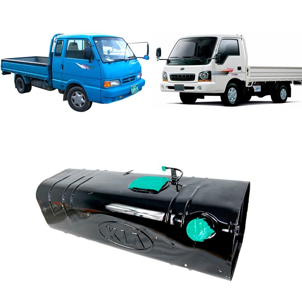 Tanque Combustível de Ferro Bongo K2700 1996 1997 1998 1999 2000 2001 2002 2003 2004