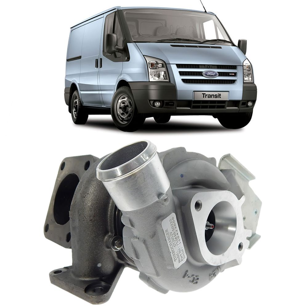Turbina do Ford Transit 2.4 2008 2009 2010 2011 2012