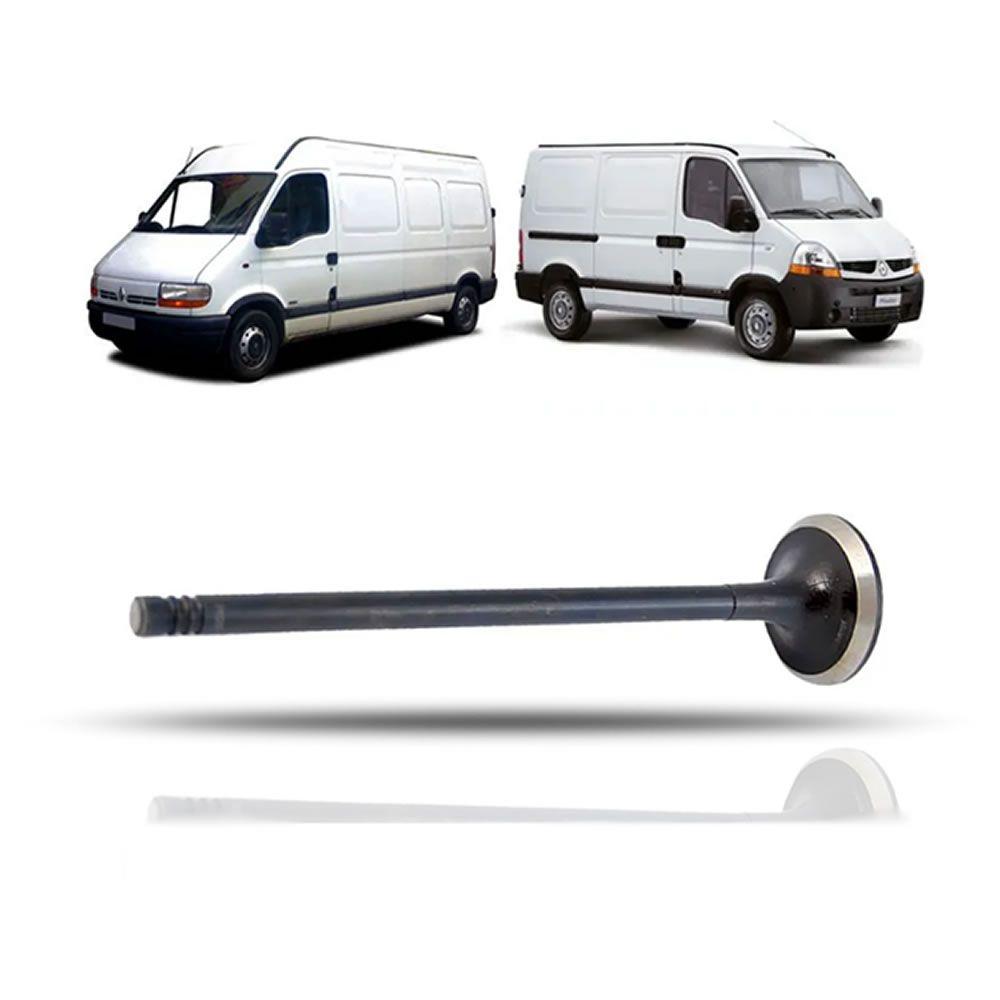 Válvula de Escape Renault Master 2.5 Eletrônica 2005 2006 2007 2008 2009 2010 2011 2012 2013