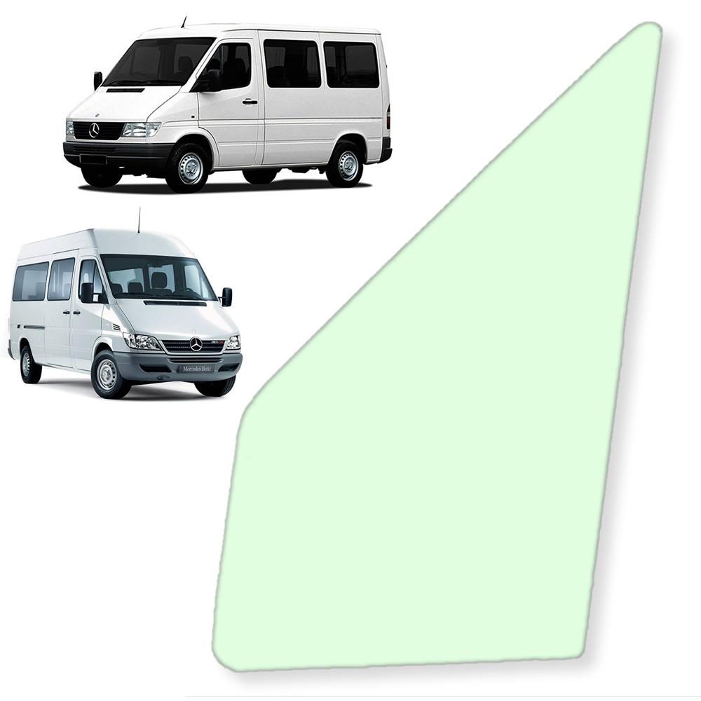 Ventarola Mercedes Benz Sprinter Lado Direito ou Lado Esquerdo 1997 1998 1999 2000 2001 2002 2003 2004 2005 2006 2007 2008 2009 2010 2011 2012