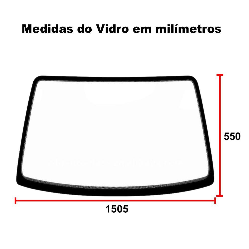 Vigia Parabrisa Traseiro Mercedes Benz Vito 2013 2014 2015 2016 2017