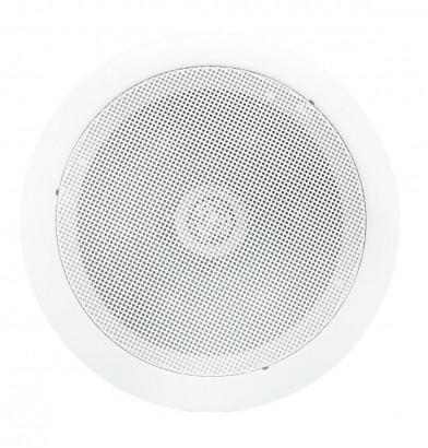 04 Arandelas Redonda Som Ambiente Frahm 50w Gesso Drywall