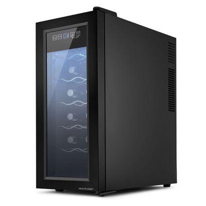 Adega Climatizada Para 12 Garrafas 220V Multilaser