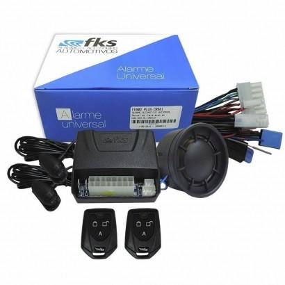 Alarme Automotivo FKS FK902 Plus com Tecnologia Digital
