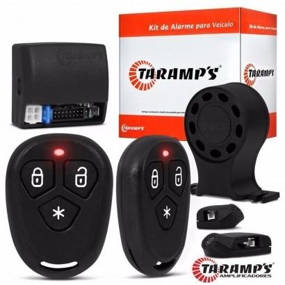Alarme Automotivo Taramps Tw20 G3 Universal Antifurto