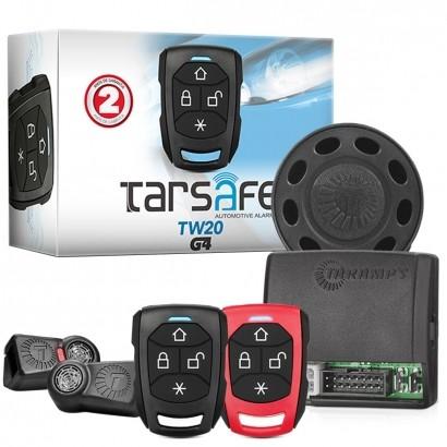 Alarme Automotivo TW20 G4 2 Controles Taramps Universal