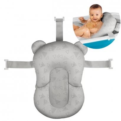 Almofada de Banho Bebê Protetora +0 meses Infantil Sosseguinho Multikids Baby