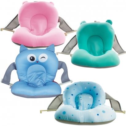 Almofada de Banho para Bebê De 0 a 10 Meses Soft - Kababy