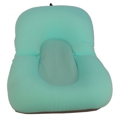 Almofada De Banho Para Bebe Verde de 0 a 18 Meses - Brinqway