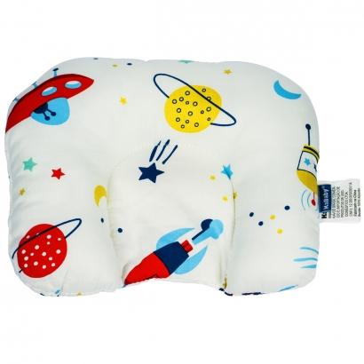 Almofada de Bebê Cabeça Suporte Protetor Infantil Macio Kababy Espaço