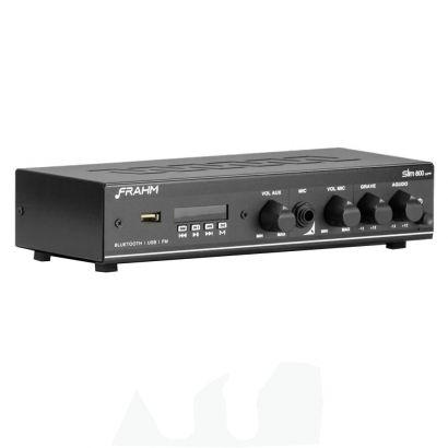Amplificador Receiver Frahm Slim 800 APP