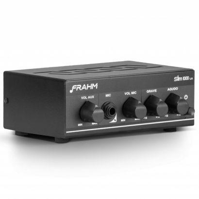 Amplificador Slim 1000 LA G2 - Frahm