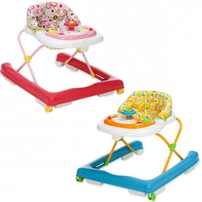 Andador Bebê Musical Antiqueda Interativo Brinquedos Buggy Voyage