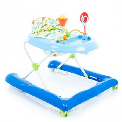 Andador de bebê Baby Step Azul Voyage