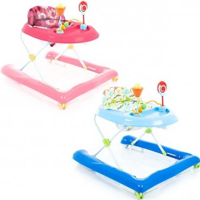 Andador de Bebê Baby Step com Acessórios De 6 Meses a 12 Kg - Voyage