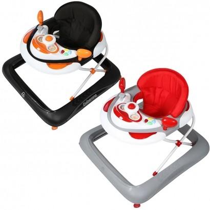 Andador Infantil Para Bebê Regulável Liam - Galzerano