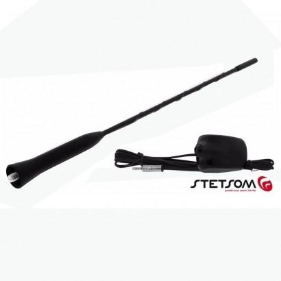 Antena Automotiva Externa Amplificada Stetsom ST3200 Astra, Celta, Corsa, Vectra