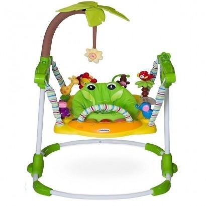 Assento Centro De Atividades Pula Pula Galzerano Para Bebê 4010GRE