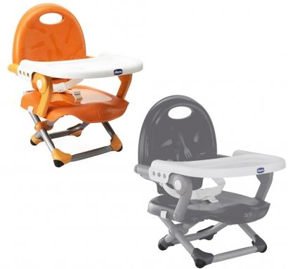 Assento Elevatório Bebê Cadeira de Refeição Alimentacão 6-36 Meses Até 15 Kg Pocket Snack Chicco