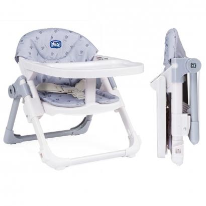 Assento Elevatório Cadeira Refeição Alimentação Bebê Criança 6 a 36 Meses Até 15 Kg Chairy Bunny Chicco