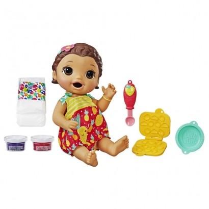 Baby Alive Lanchinhos Divertidos Morena ES5842