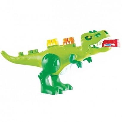 Baby Land Dino Jurássico com Sons Molto Blocks 30 Peças
