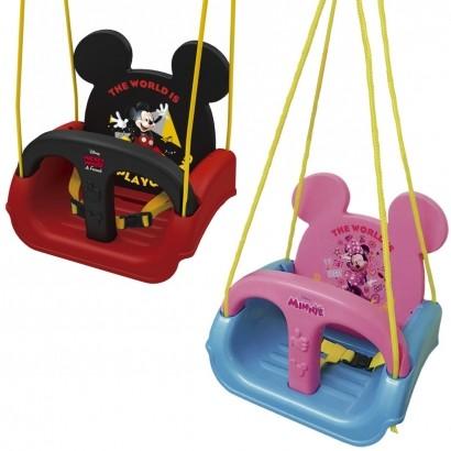 Balanço Infantil 3 em 1 Disney De 19 Meses a 36 Meses - Xalingo