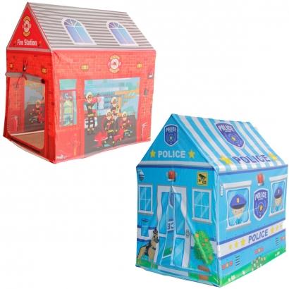Barraca Casinha Infantil Com Porta Brinquedo Criança Importway
