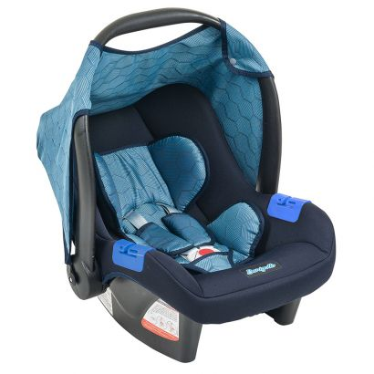 Bebê Conforto Burigotto Touring Evolution SE GEO Azul IXAU3044PR55
