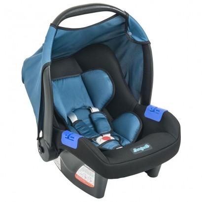 Bebê Conforto Burigotto Touring Evolution SE Preto e Azul