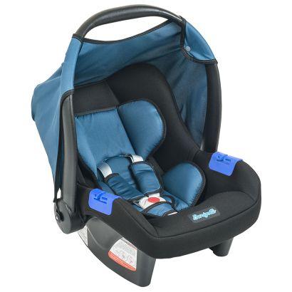 Bebê Conforto Burigotto Touring Evolution SE Preto e Azul IXAU3044PR06