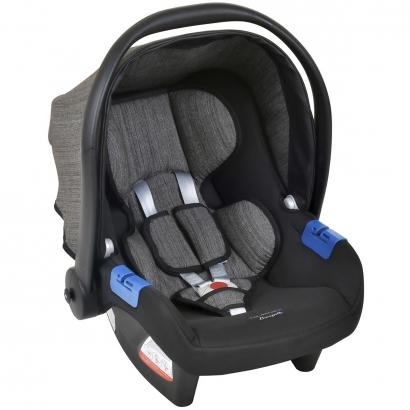 Bebê Conforto Burigotto Touring X De Recém Nascido até 13kg Mesclado Preto