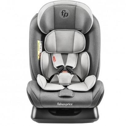 Bebê Conforto Cadeirinha Auto Bebê 0 até 36Kg Fisher Price Mass Cinza