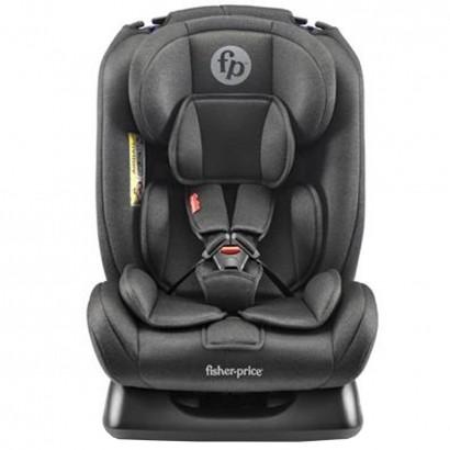 Bebê Conforto Cadeirinha Auto Bebê 0 até 36Kg Fisher Price Mass Preta