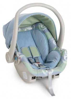 Bebê Conforto Cadeirinha Galzerano Cocoon 0-13 Kg Azul Real 8181AZR