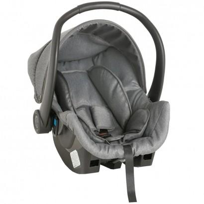 Bebê Conforto Cocoon de 0 até 13 Kg Grafite Mescla 8181GRM Galzerano