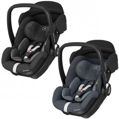 Bebê Conforto Com Base Ambos Isofix Recém Nascido até 13 Kg Reclinavel Marble Maxi Cosi Essential