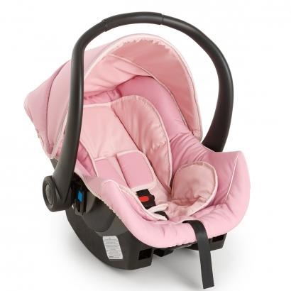 Bebê Conforto Cadeirinha Cocoon 0 Até 13Kg Rosa Galzerano 8181RO