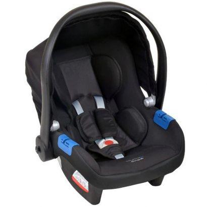 Bebê Conforto Touring X  Preto Burigotto De 0 a 13 Kg