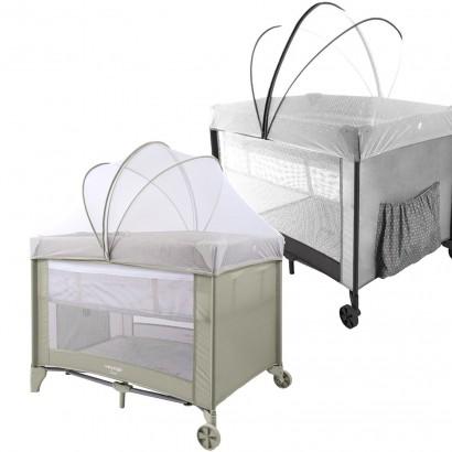 Berço de Bebê Portátil Com Mosquiteiro Compacto Para Viagem Sleep Voyage