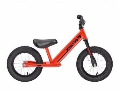 Bicicleta de Equilíbrio Infantil Vermelha Atrio - ES13