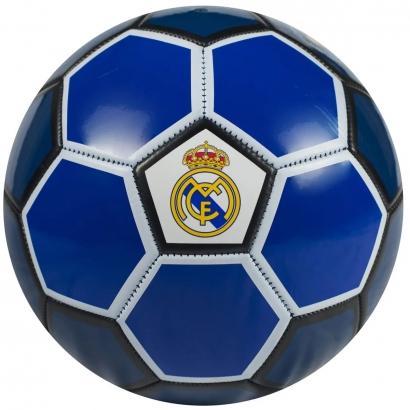 Bola de Futebol Real Madrid FC Oficial Tamanho 5 Com Costura Maccabi Art